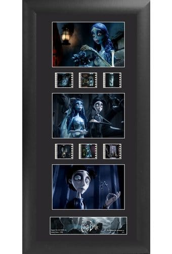 Corpse Bride - (S1) Trio Film Cell