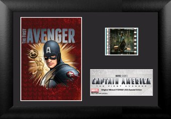 Marvel Comics - Captain America - The First
