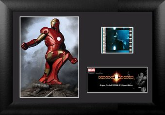 Marvel Comics - Iron man 1 - Minicell (S2)