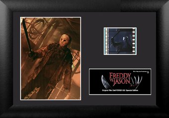 Freddy Vs Jason - Framed Minicell (Series 2)