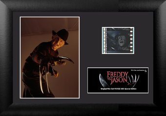 Freddy Vs Jason - Framed Minicell (Series 3)