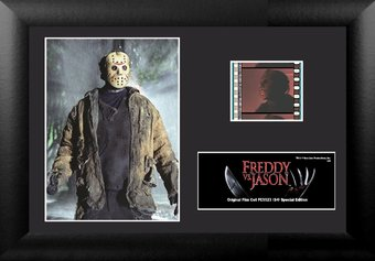 Freddy Vs Jason - Framed Minicell (Series 4)