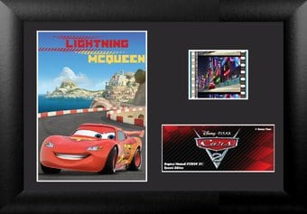 Disney - Cars 2 - Framed Minicell (Series 1)