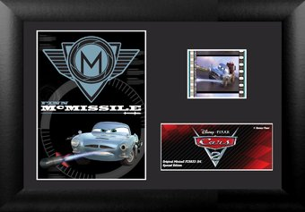 Disney - Cars 2 - Framed Minicell (Series 4)