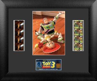 Toy Story 3 - Framed Double Film Cell (Series 1)