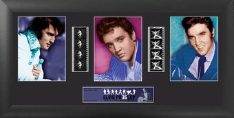 Elvis Presley - 35th Anniversary - Framed Trio
