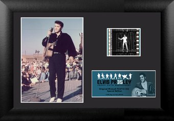 Elvis Presley - 35th Anniversary - Framed