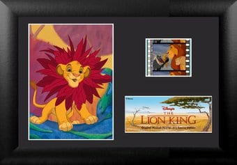 Disney - Lion King - Framed Minicell