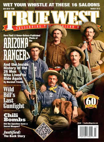 True West - Volume #60, Issue #3