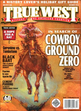 True West Volume #60, Issue #11