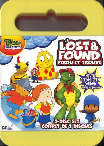 Treehouse Presents - Lost & Found (2-DVD)