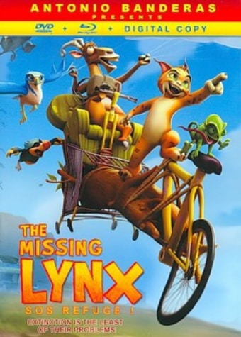 The Missing Lynx (DVD + Blu-ray)