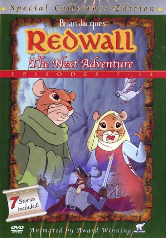 Redwall: The Next Adventure - Episodes 7-13