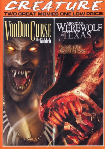 VooDoo Curse: The Giddeh / Mexican Werewolf in