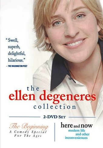 Ellen DeGeneres: The Beginning / Here and Now