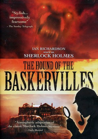 The Hound of Baskervilles Sherlock Holmes Illustration