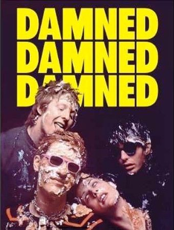 Damned Damned Damned [Deluxe Box] (4-CD)