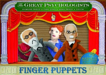 The Great Psychologists - 4-Piece Finger Puppet