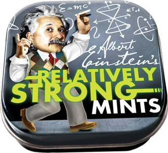 Albert Einstein - Relativity Strong Mints