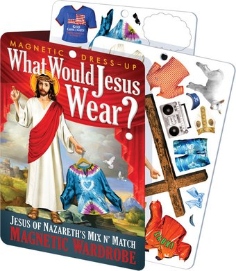 What Would Jesus Wear? - Mix n' Match Magnetic