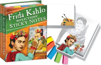 Frida Kahlo - Reflections - Sticky Notes