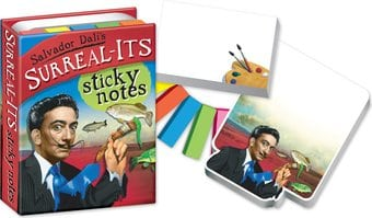 Sticky Notes - Salvador Dali's Surreal-Its