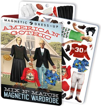 American Gothic - Mix n' Match Magnetic Dress-Up