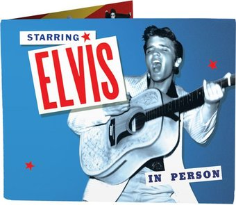 Elvis Presley - Blue Suede Shoes - Wallet with