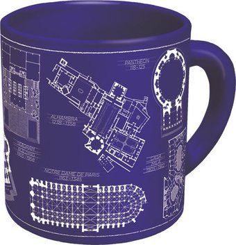 The Great Architecture - 10 oz. Ceramic Mug