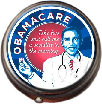 Pill Box - Obamacare