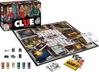 Clue: Classic Mystery Board Game