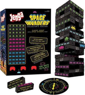 Space Invaders - Jenga: Collector's Edition