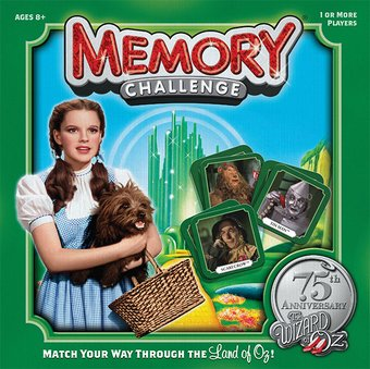 The Wizard of Oz - Memory Challenge Game