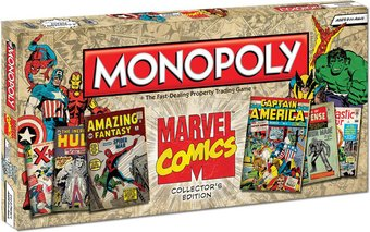 Marvel Comics - Monopoly