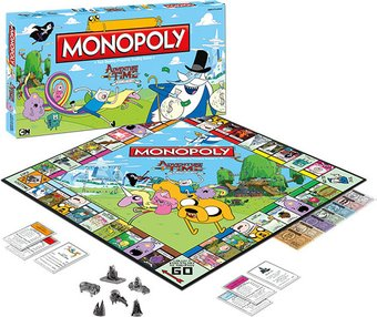 Adventure Time - Monopoly Collector's Edition