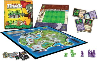 Plants vs. Zombies - Risk Collector's Edition