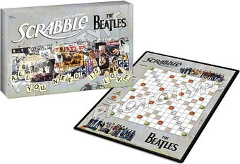 The Beatles - Scrabble Board Game