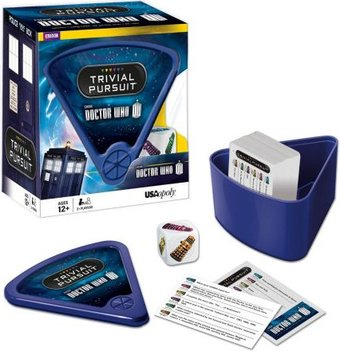 Doctor Who - Trivial Pursuit