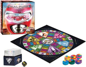 Power Rangers - Trivial Pursuit 20th Anniversary