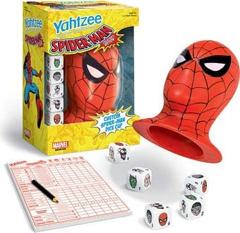 Spiderman - Yahtzee: Collector's Edition