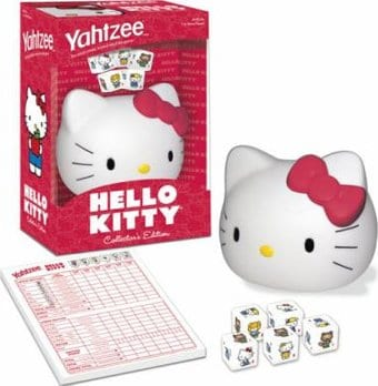 Hello Kitty - Yahtzee Game