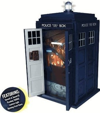 Doctor Who - The 11th Doctor - Electronic Tardis