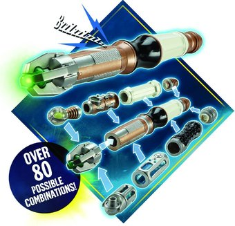 Doctor Who - Sonic Screwdriver Set