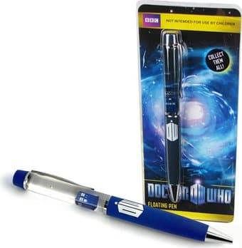 Tardis - Floating Pen