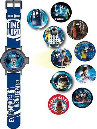 Doctor Who - Time Lord - Projector Wrist Watch