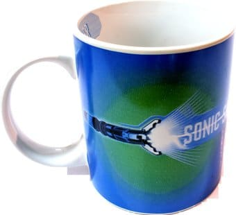 Sonic Screwdriver - 11 oz. Ceramic Mug