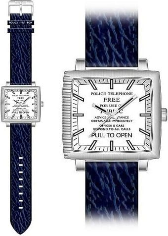 Doctor Who - Tardis - Analogue Wrist Watch
