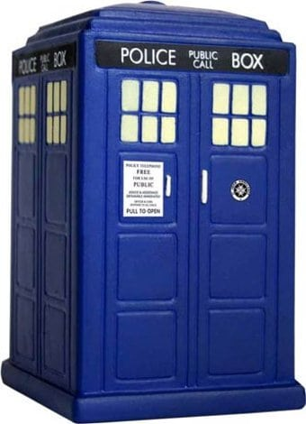 Doctor Who - TARDIS - Squeeze Stress Toy