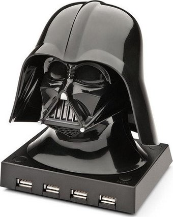 Star Wars - Darth Vader: 4-Port USB Hub with