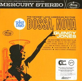 Big Band Bossa Nova (180GV)